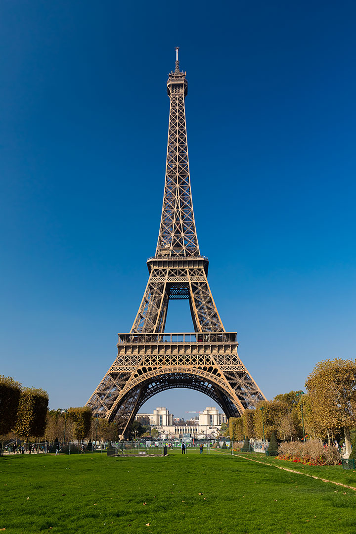 Eifeltower Paris