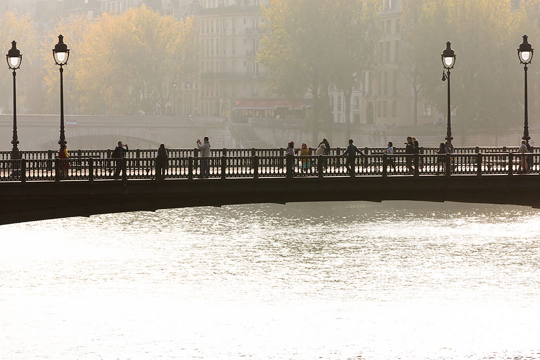 Bridge - Paris